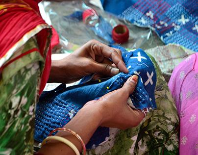 Stitching / Pushkar, India
