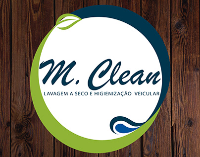 Logo M. Clean