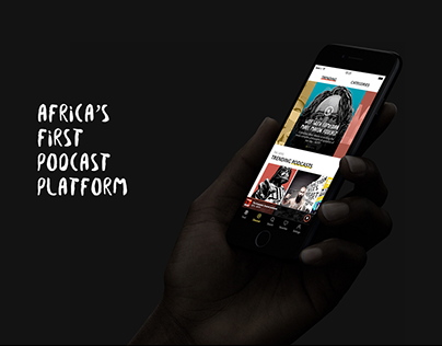 Afripods - Mobile App