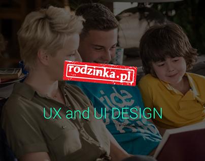 Web of TV series rodzinka.pl