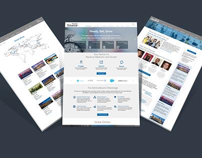 ServiceSource Website Refresh