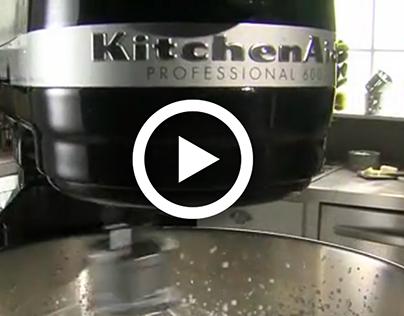 Pro 600 Stand Mixer KitchenAid