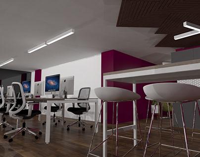 2018 | Diseño de Mobiliario // Office Furniture Design