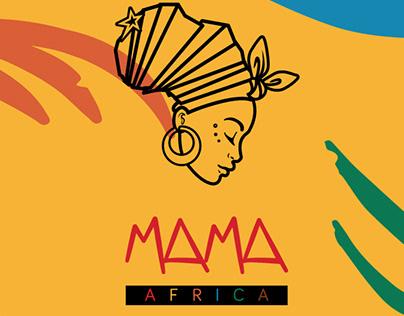 MAMA Africa coffee shop