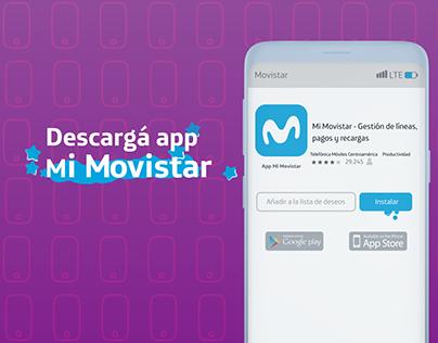 Movistar - Distribución de datos