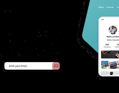 Ipad App Design Using Sketch