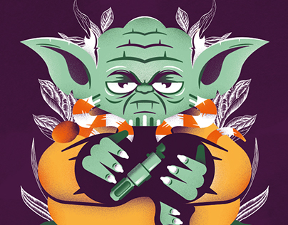 Yoda · May the 4th Culiacán