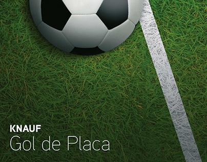Gol de Placa - Knauf