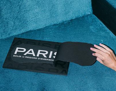 """""""PARIS"""" Editorial Design"""