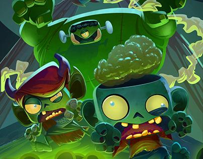 Zombie - Game Art