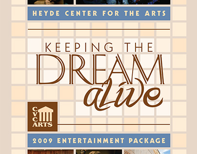 Heyde Center 2009 Entertainment Package