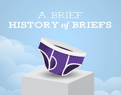 A Brief History of Briefs