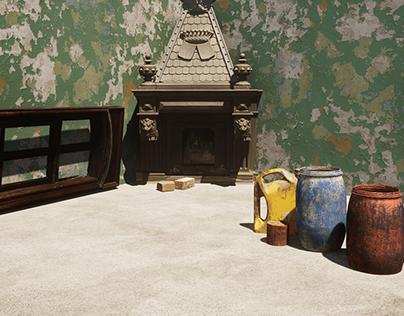 Gaming environments V10 ( Daba Workshop )