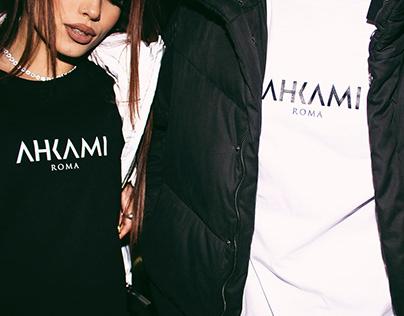 AHKAMI Streetwear_Brand Identity