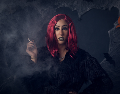 Mediaair DG Halloween Photo-shoot