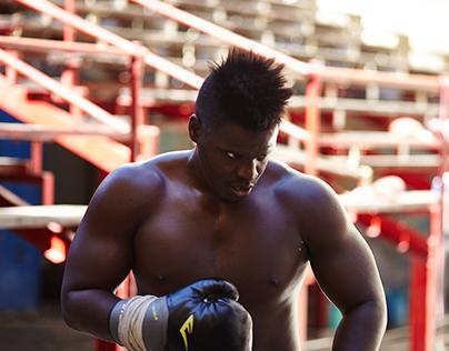 Boxers of Havana Cuba