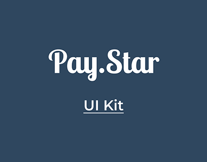 Pay.Star | UI/UX & Android Application Development