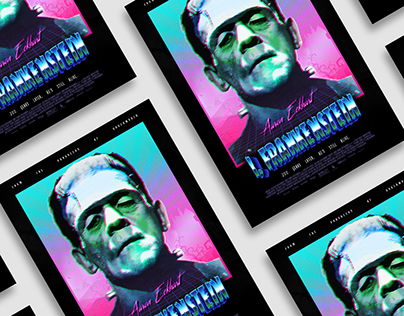 I, Frankenstein 80's