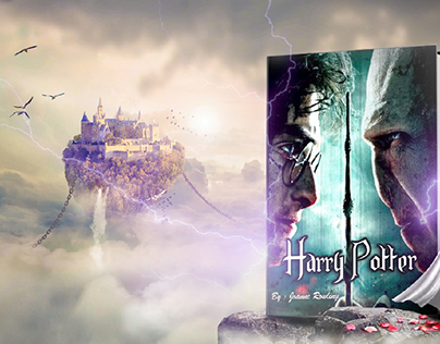 Book cover - (Harry Potter)