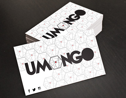 Umongo Business Card Design