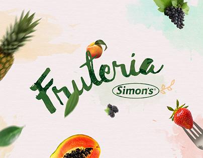 Fruteria Simon's - Projeto