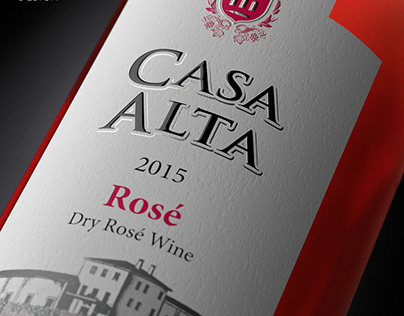CASA ALTA - product of Spain