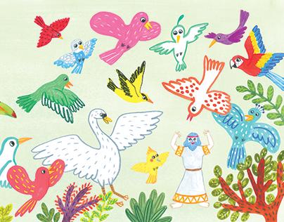 The Bird in Borrowed Feathers