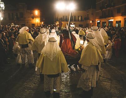 Il Venerdì Santo di Francavilla Fontana