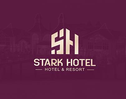 S&H Stack Hotel Logo