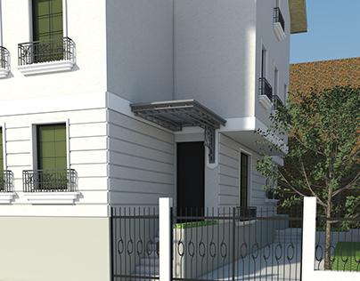 House at Str. Virgil Plesoianu nr. 47
