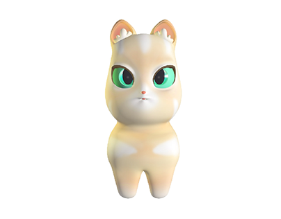 CAT AND DOG 3D