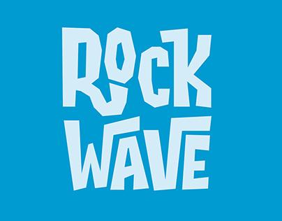 [Diseño de tipografía] Rockwave