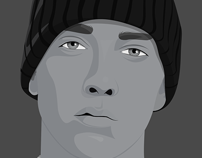 Eminem - Vector Art