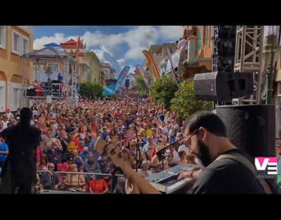 Recap Video (Fiesta del Casco Urbano en Aibonito)