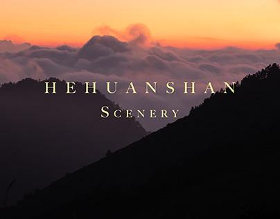 Hehuan Mountain Scenery