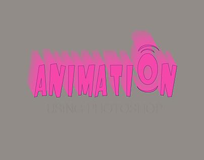 Animation Using Photoshop