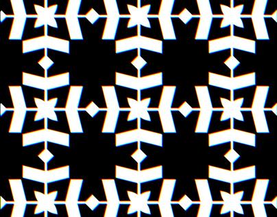 Kaleidoscopic logos