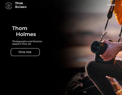 Thom Holmes
