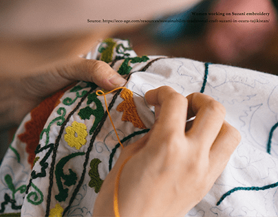 Suzani & Jutti - Global & Indian Craft