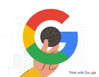 Oreo X Google