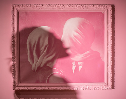 Love Ain't Always Pink - Instalación Tyler The Creator