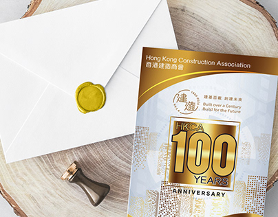 Design Visual Proposal / HKCA 100th Anniversary Banner