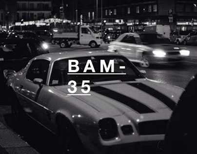 Bam35 - Issue #1