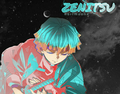 "Zenitsu ""Demon Slayer"""