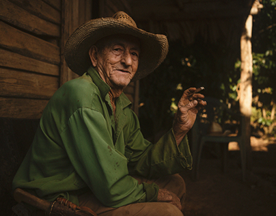 The raw gold of Cuba: Tobacco.