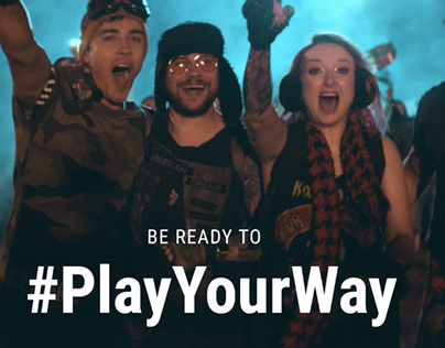 Play #PlayYourWay
