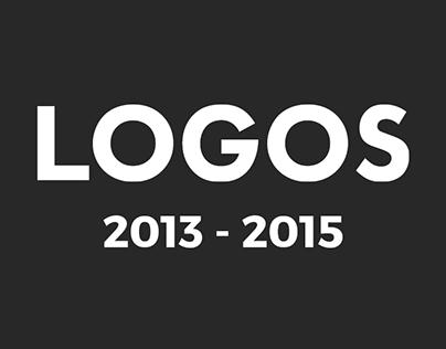 Logo collection (2013 - 2015)