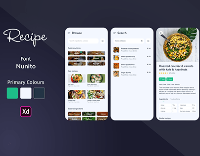 Recipe Browser