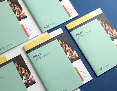 Escac Brochure
