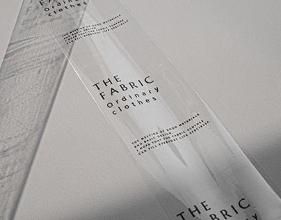 THE FABRIC : BRAND DESIGN